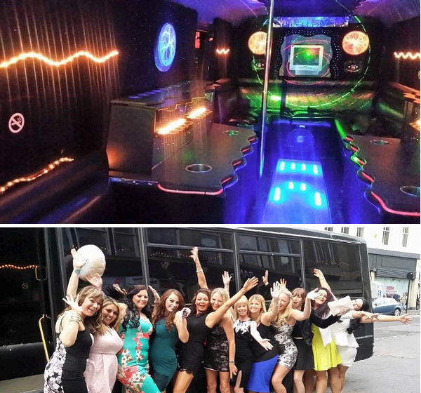 Party Bus NE is the premier party bus in the North of England. Call FREE on 0800 612 9488